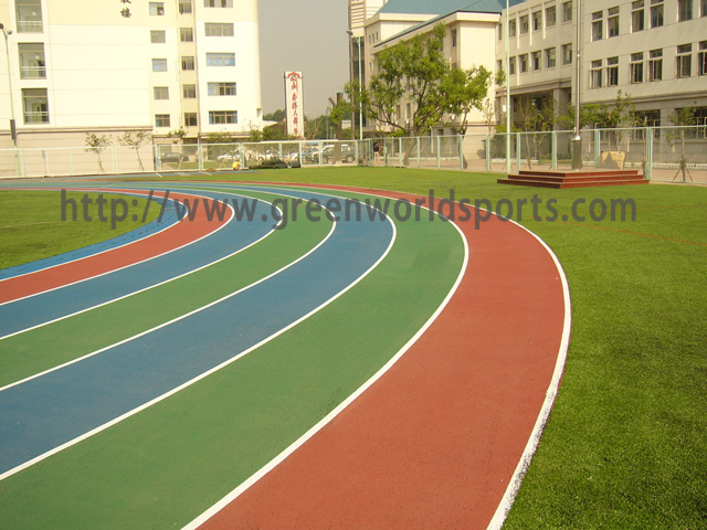 校园运动场工程